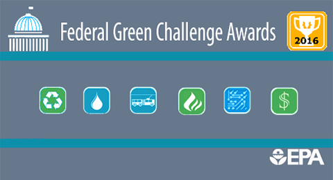 EPA Federal Green Challenge Icons